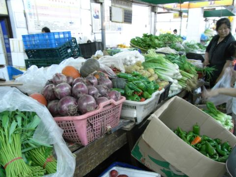 上海市場(ミニ)